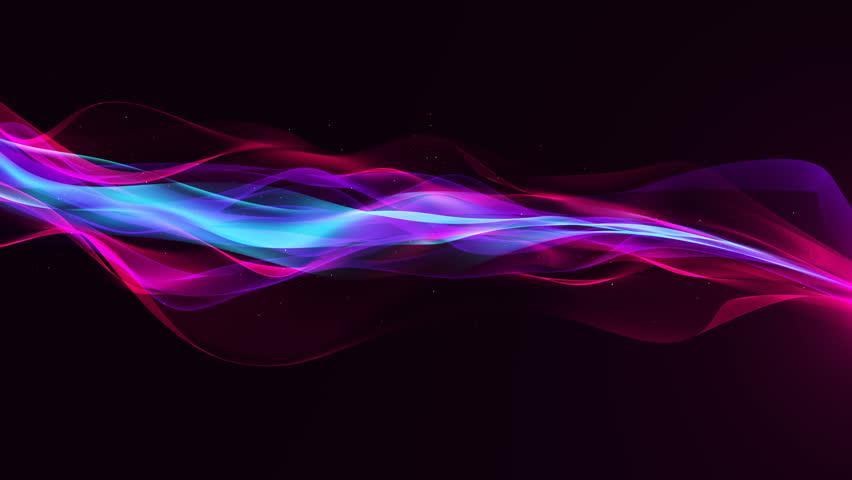 4k Power Energy Light Streaks Abstract Animation Seamless Loop. | Shutterstock HD Video #20640349