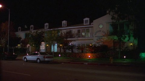 night nice two story retirement home elderly home woman shelter, boarding house, rehab facility, assisted living facility, hospice home, Retirement Villas