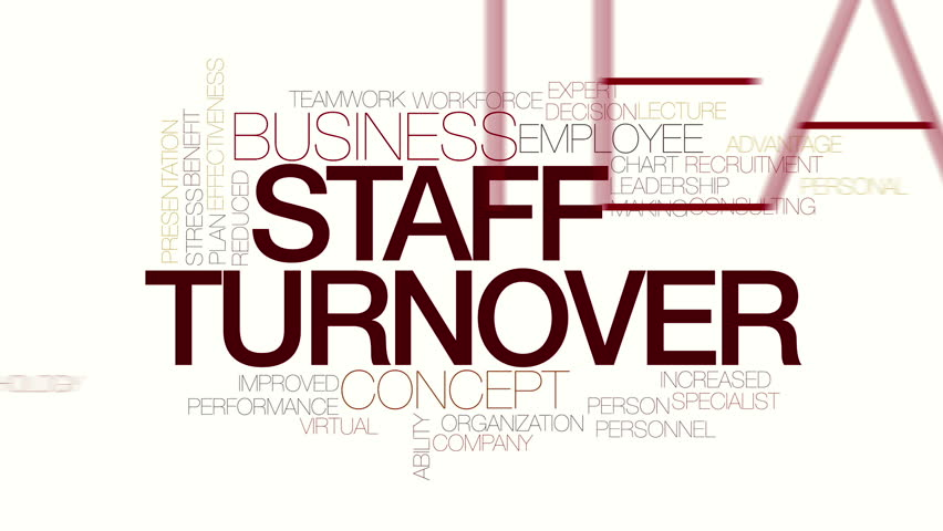 staff turnover Employee turnover is a universal issue for nearly every company, regardless of size or industry with a shift in the mindset of the modern worker from company loyalty to culture fit, employees are more likely than ever to jump ship when the going gets tough.