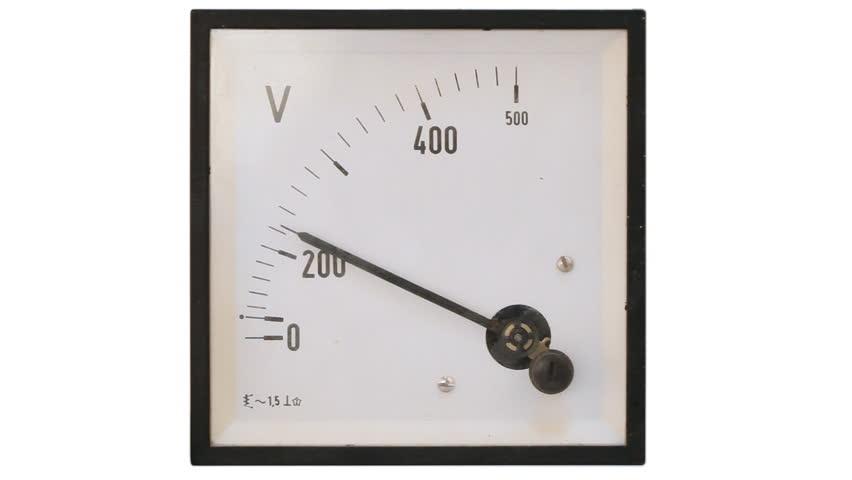 Analog Meter Background : Analog vu meter stock footage video  shutterstock