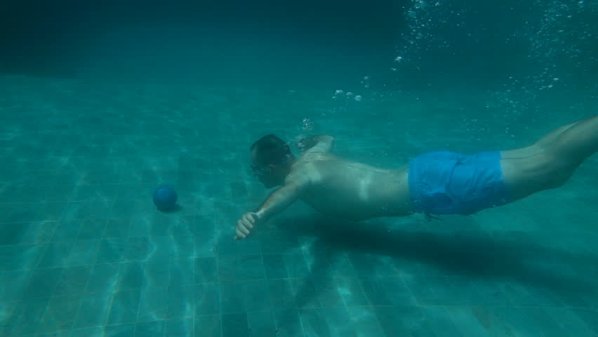 earth going back in pool - 852×480