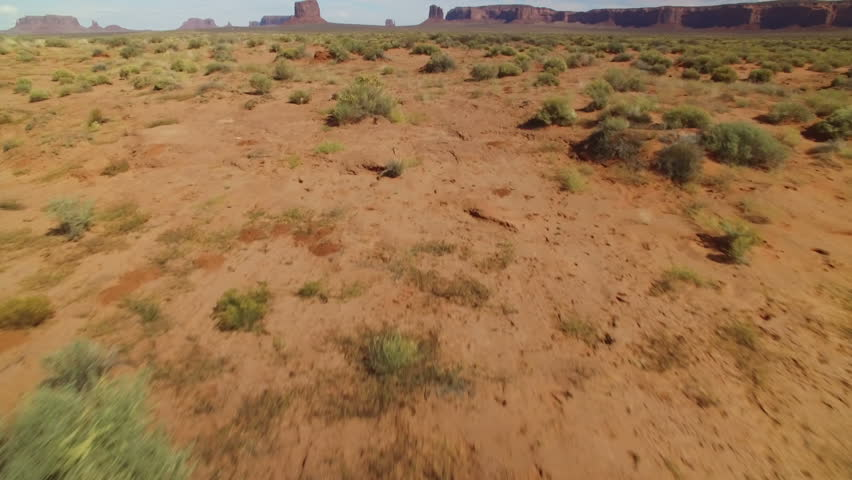 Monument Valley Aerial Arizona 06 | Shutterstock HD Video #21188179
