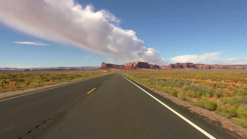 Monument Valley Driving Plate 18