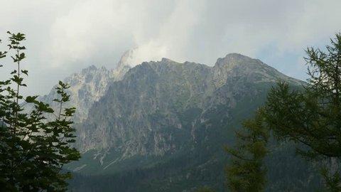 Mountains Time-lapse