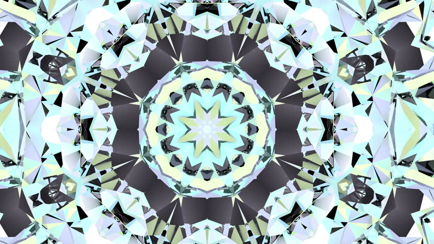 Abstract kaleidoscope animation | Shutterstock HD Video #21586969