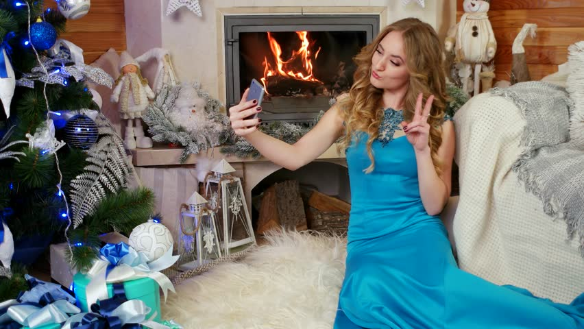 Home and family christmas tree dress images
