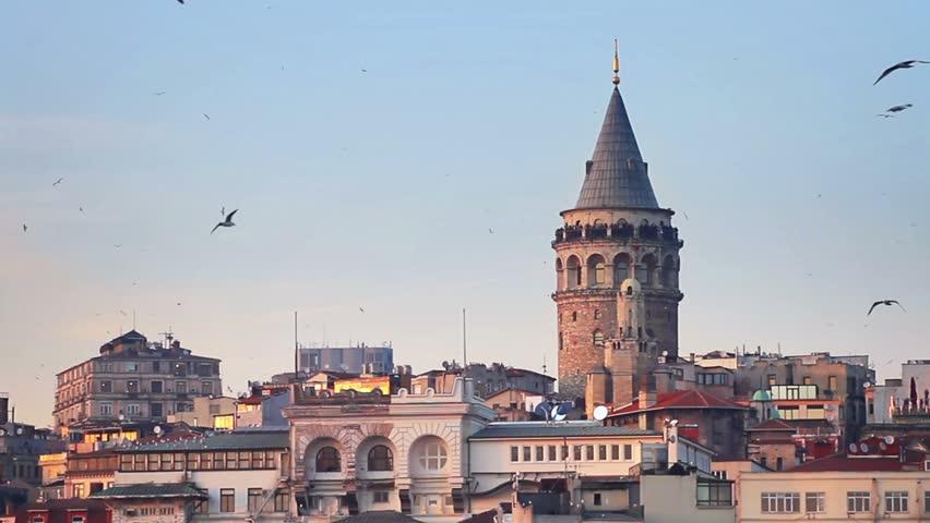 Galata Tower, Istanbul - Turkey