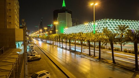 Traffic Trails Riyadh