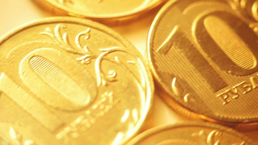 Golden Coins | Shutterstock HD Video #21948169