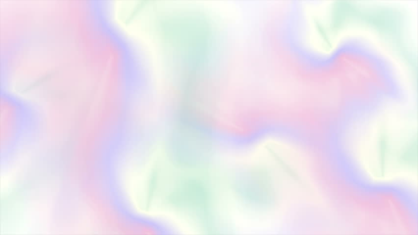 Holographic neon foil trend 80s, 90s abstract motion graphic design. Video animation Ultra HD 4K 3840x2160