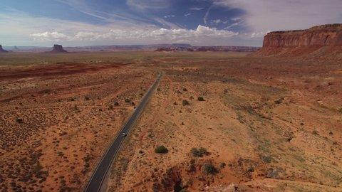 Monument Valley Aerial Utah 15