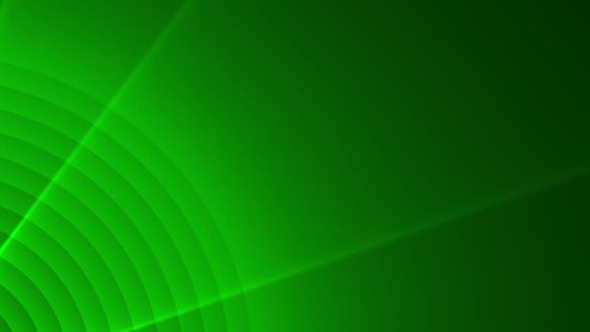 Deco Green Elegant Concentric Circles Abstract Motion Background Loop Slow 17 | Shutterstock HD Video #22355101