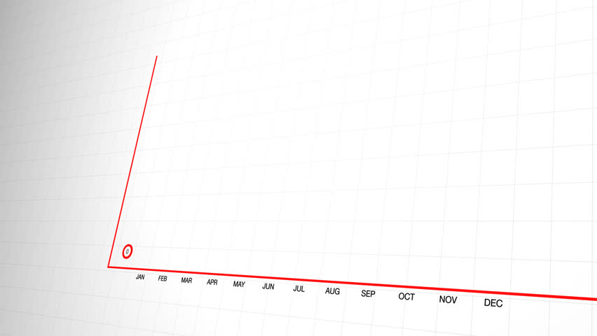 Animated Red Circle Graph | Shutterstock HD Video #22513609
