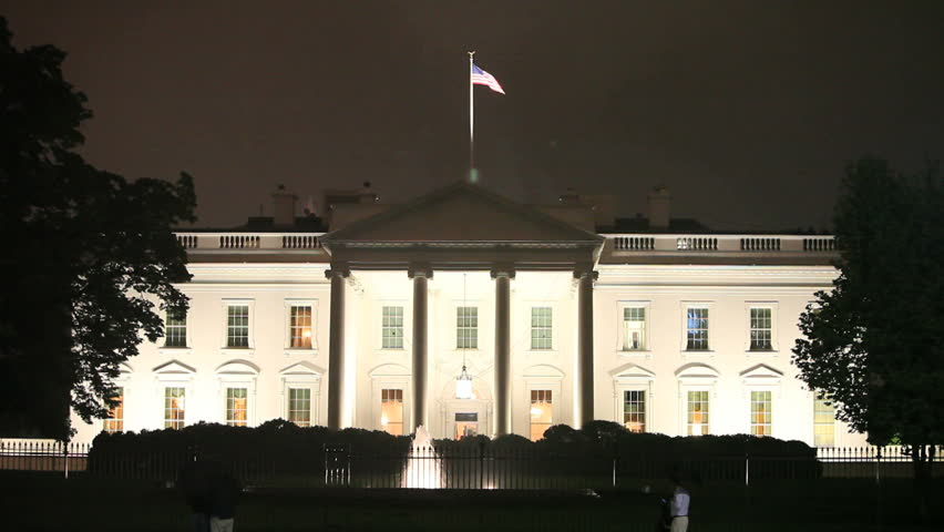 Header of 1600 Pennsylvania Avenue