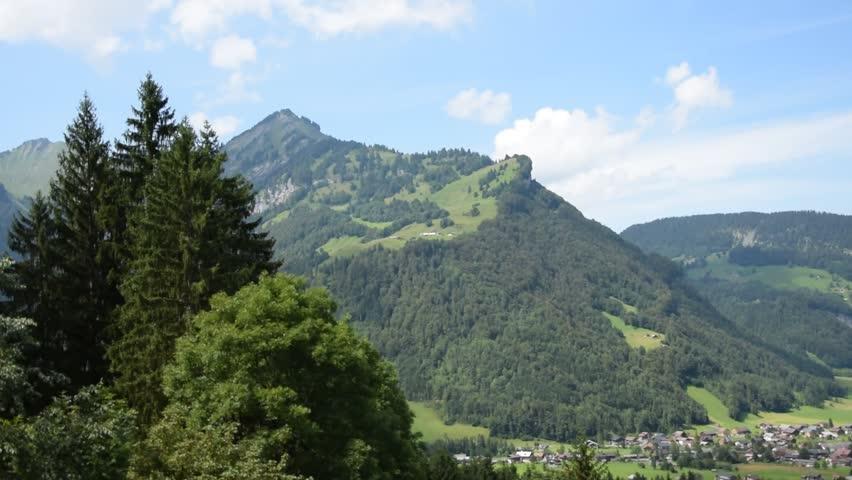 Mountains at Mellau, Austria #22750399