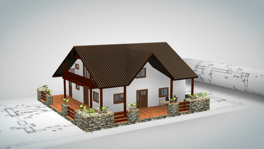 Recreational house on project blueprint videos de metraje en stock recreational house on project blueprint videos de metraje en stock 2283689 shutterstock malvernweather Images
