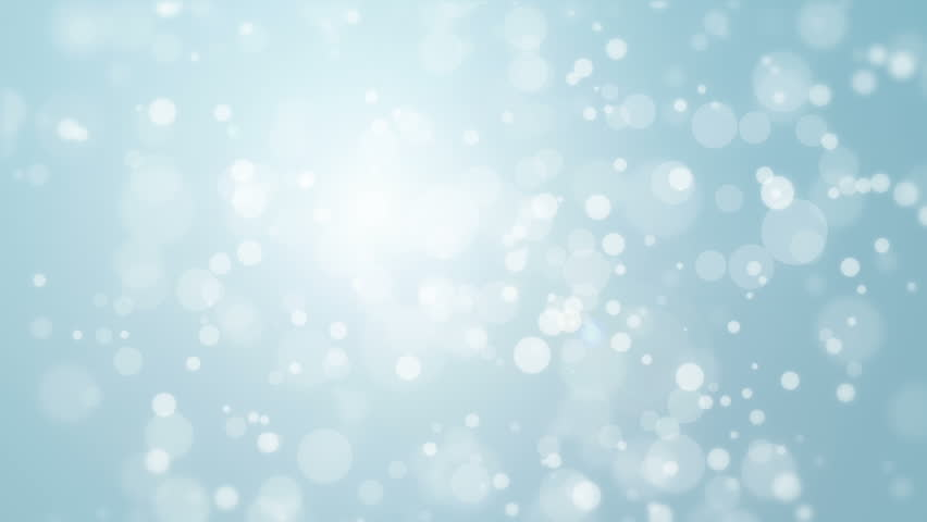 Ice Blue Christmas Lights