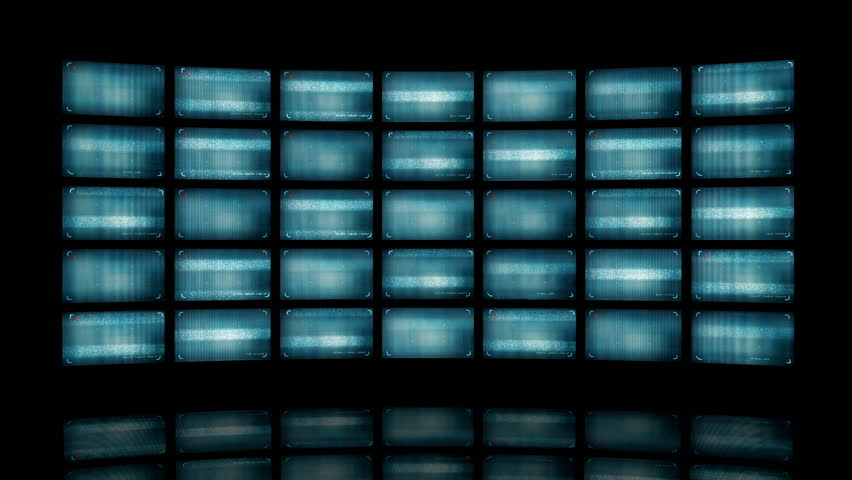 Animated Video Wall with Distorted Stock Footage Video (100% Royalty-free)  23023819 | Shutterstock