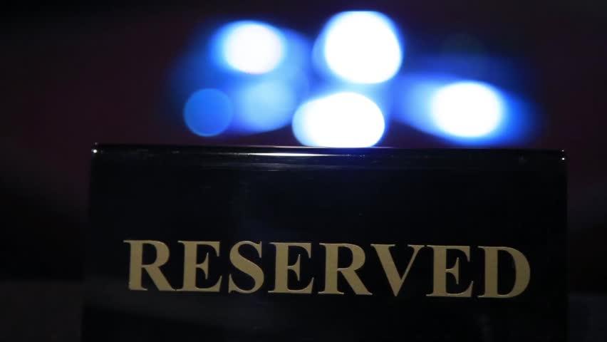 Header of reserved