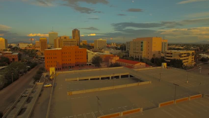 Aerial Arizona Tucson 4K Aerial video of Tucson Arizona. | Shutterstock HD Video #23102881