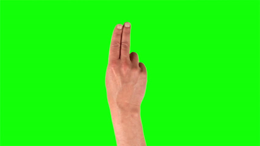 Set of hand gestures, showing the uses of computer touchscreen, tablet, trackpad or ipad. Full HD with green screen. modern technology, 1080p, 1920x1080 | Shutterstock HD Video #2314190