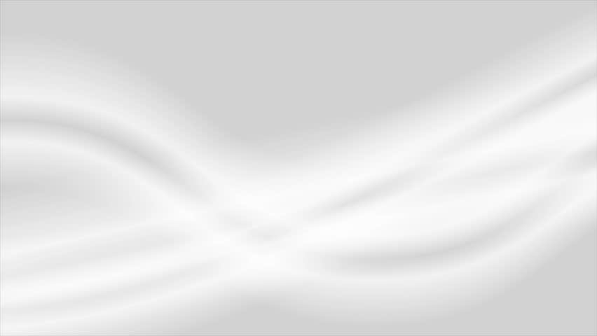Abstract Grey White Moving Waves Motion Design Video Animation Ultra HD 4K 3840x2160