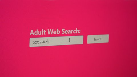 XXX Videos looked up on Adult Web Search engine