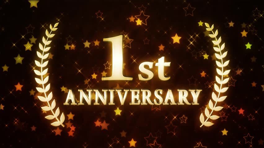 Th anniversary animation stock footage video shutterstock