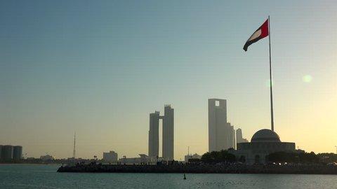 City of Abu Dhabi, The Arab Emirates