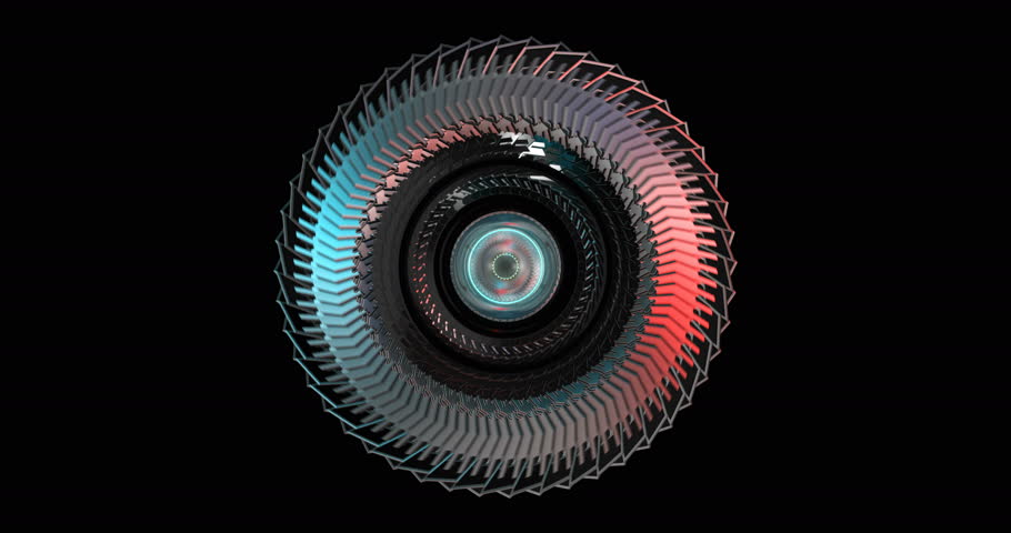 high resolution motion graphic elements abstract hitech