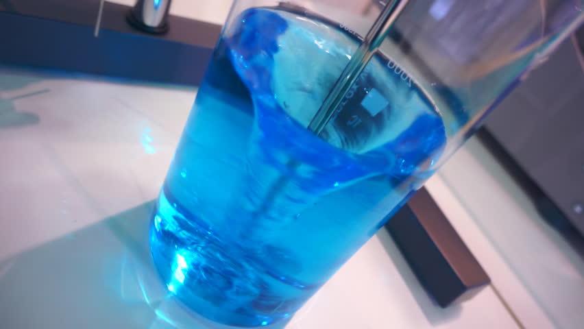 раствор голубая выбрать