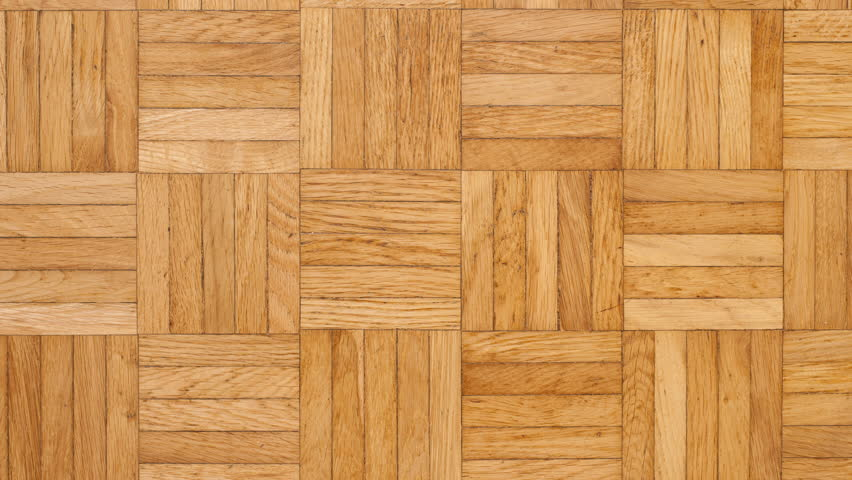 Oak Square Parquet Floor Texture Stock Footage Video 100 Royalty