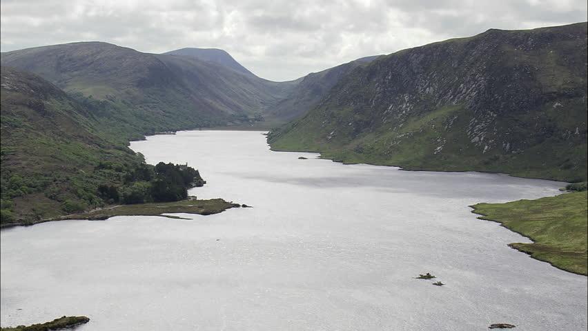 Glenveagh Castle | Shutterstock HD Video #23688799