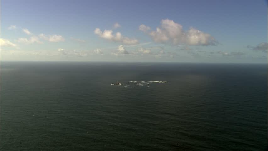 Dubh Artach Lighthouse   Shutterstock HD Video #23701489