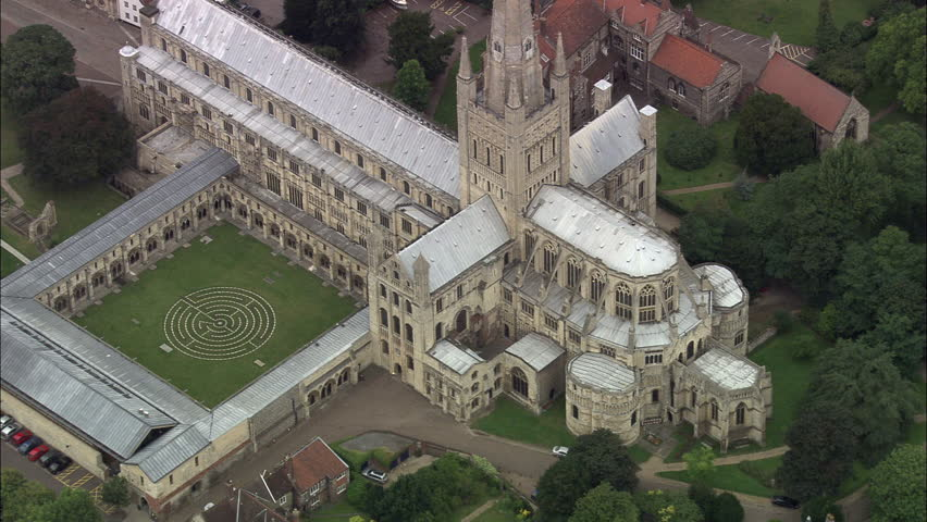 Norwich Cathedral C/U | Shutterstock HD Video #23703139