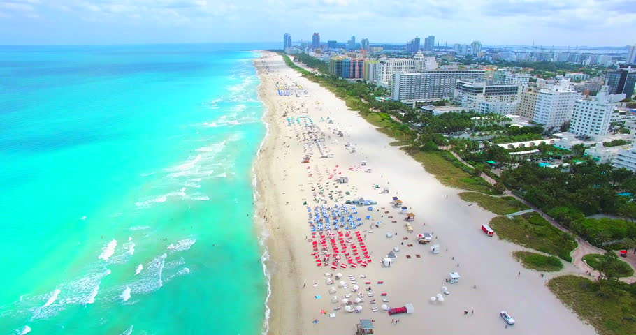 South Beach Miami Florida Stock Footage Video 100 Royalty Free 23741149 Shutterstock