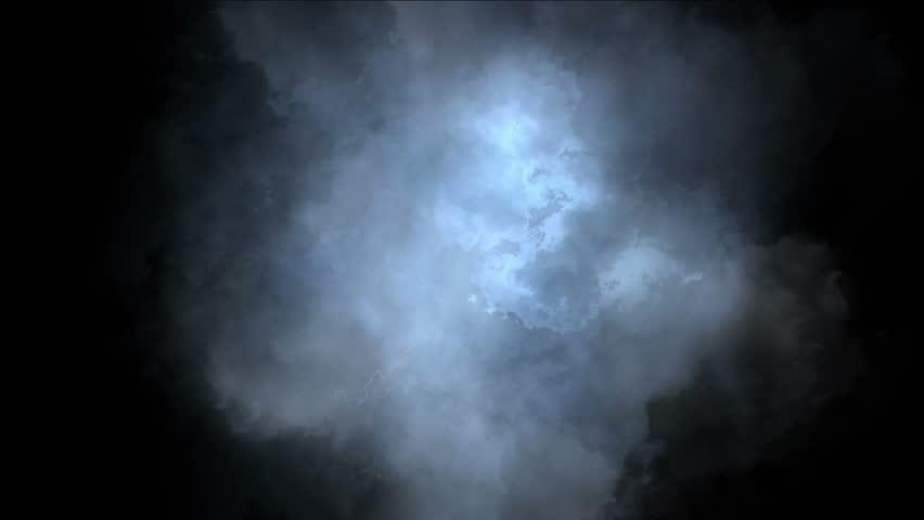 4k Storm clouds,flying mist gas smoke,pollution thunder lightning haze transpiration sky,romantic weather season atmosphere background. 4409_4k