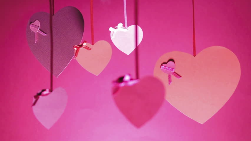 Background Bunch Of Valentines Valentine\'s Day Stock Footage Video ...