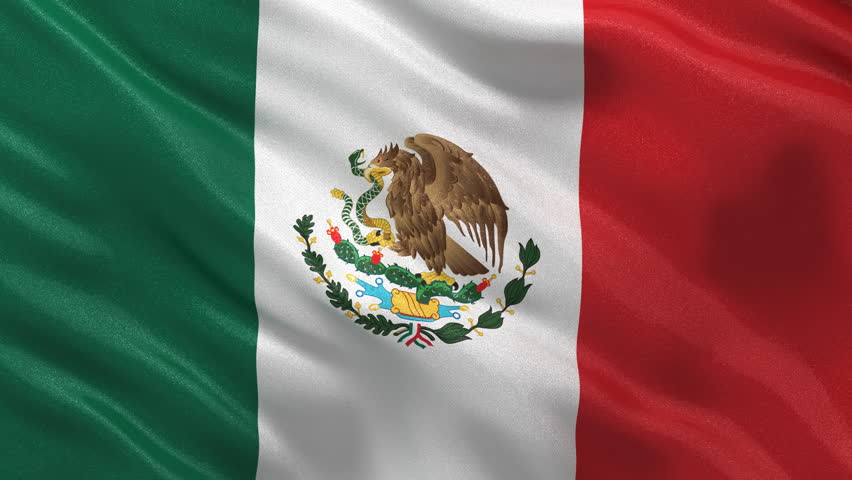 Seamless Loop Of The Mexican Stock Footage Video 100 Royalty Free