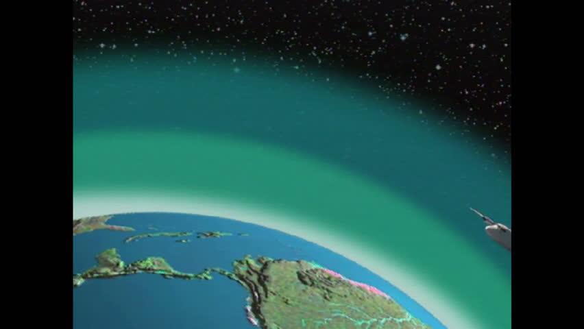 El Salvador Flag Waving Grunge Look Stock Footage Video - Satellite image photo of el salvador