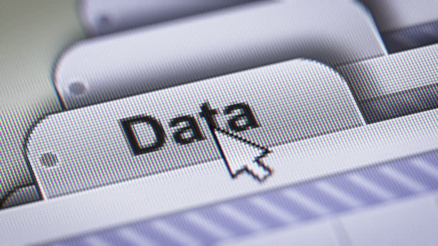 """Data"" on The File. 