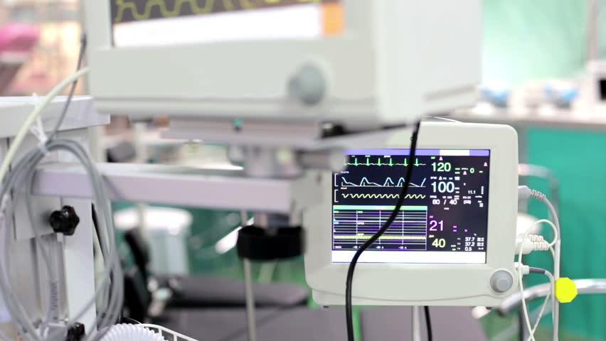 Medical heartbeat monitor