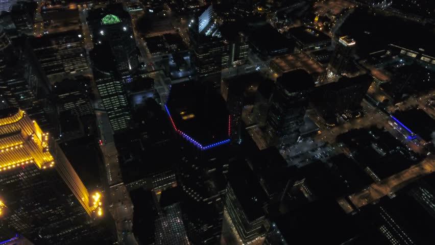 Aerial Minnesota Minneapolis September 2016 4K | Shutterstock HD Video #25440329