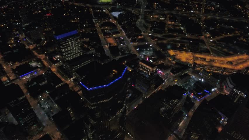 Aerial Minnesota Minneapolis September 2016 4K | Shutterstock HD Video #25440359