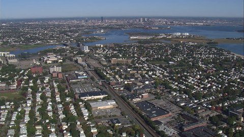 Boston From The South United States, Suffolk County-2008