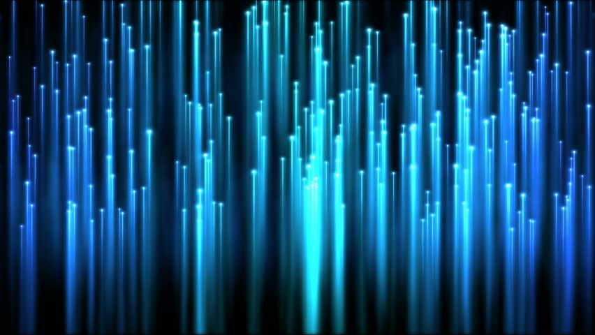 Rising Particle Beams Background Animation -  Blue | Shutterstock HD Video #25727921