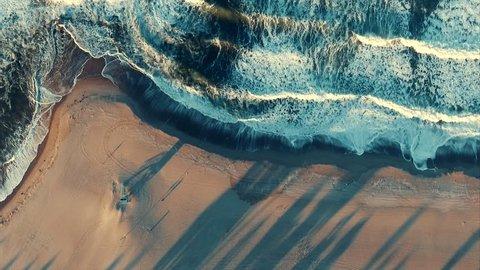 Above the ocean (Venice beach)