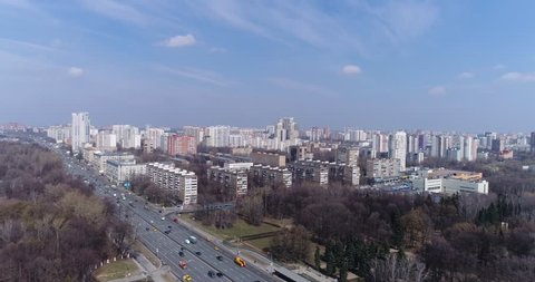 Leningradskoye Highway, Moscow