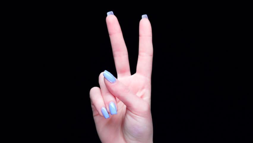 Stock video of hand print light reflections v2 - | 787684 | Shutterstock