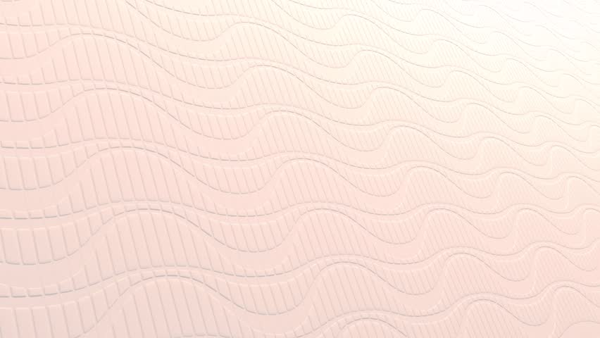 Abstract background wave cream color | Shutterstock HD Video #26111519